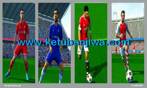 PES 2013 Full Kitserver Pack Season 15/16 by TopHardSoft