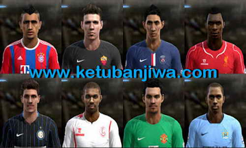 PES 2013 Option File Sun Patch 4.0 Update 28 July 2015 Ketuban Jiwa