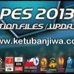 PES 2013 Option File Update 12 July 2015 by Aburame9