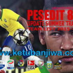 PES 2013 PESEdit 8.0.1 Season 15/16 by PESModStudio
