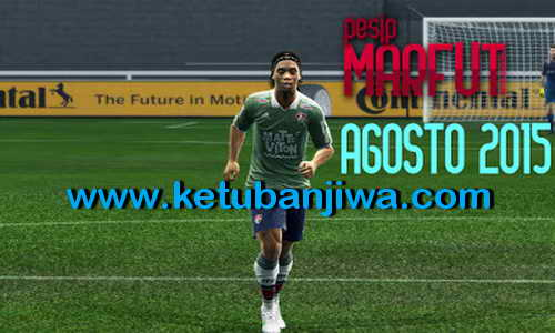 PES 2013 PESJP Marfut Patch 10 + Update August 2015 Ketuban Jiwa