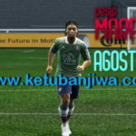 PES 2013 PESJP Marfut Patch 10 + Update August 2015