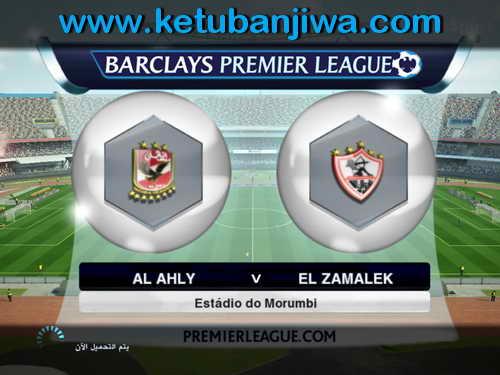 PES 2013 True Pro 13 Patch v1 + Egyptian League Season 2015-2016 Single Link Ketuban Jiwa SS1