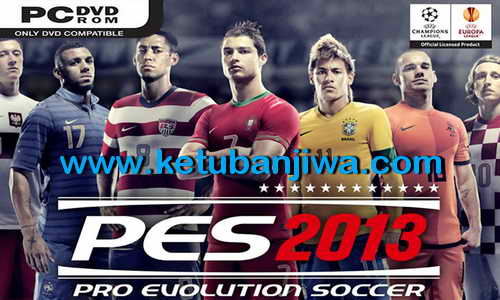 PES 2013 True Pro 13 Patch v1 Season 2015-2016 Single Link Egyptian League Ketuban Jiwa