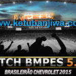 PES 2015 BMPES Patch 5.00 Update New Season 15/16