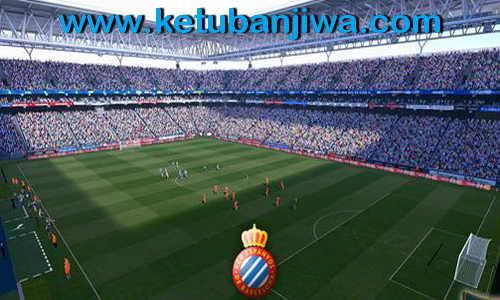 PES 2015 Cornella-El Prat Stadium by Tizziano Ketuban Jiwa