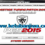 PES 2015 PESTIGS Tuning Patch v1.03.00.4.00.3.0