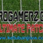 PES 2015 ProGamerZ Greek Ultimate Patch v4 Update