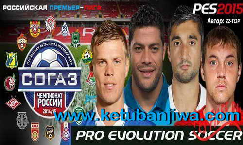 PES 2015 RPL Patch 1.01 Update by ZZ-Top Ketuban Jiwa