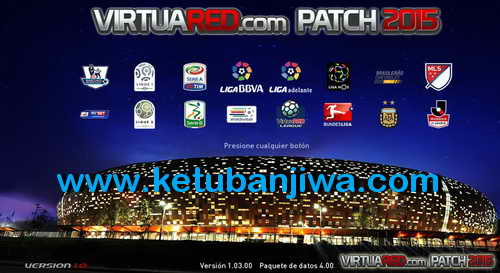 PES 2015 VirtuaRED Patch Version 1.0 For PC Ketuban Jiwa SS1