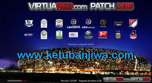 PES 2015 VirtuaRED Patch Version 1.0 For PC Ketuban Jiwa SS1