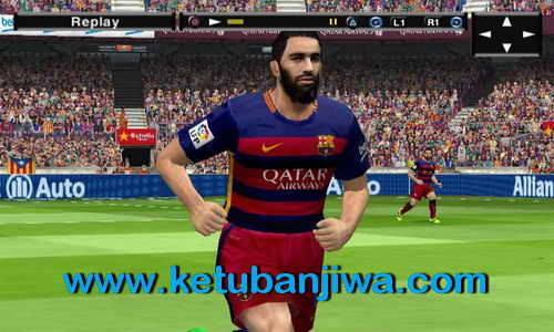 PES6 Shollym Patch Version 0.1 New Season 2015/2016