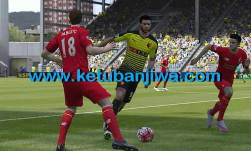 FIFA 15 ModdingWay Mods 3.0.0 Update New Season 15-16 Ketuban Jiwa