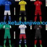 PES 2013 Bundesliga Kitpack 15/16 by Sha Boss