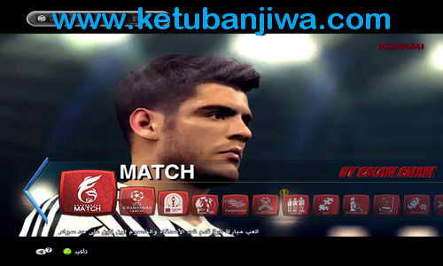 PES 2013 Galaxy Patch 4.0 Single Link Ketuban Jiwa SS1