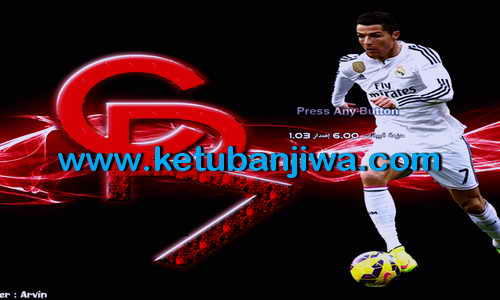 PES 2013 Galaxy Patch 4.0 Single Link Ketuban Jiwa SS3