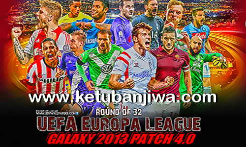PES 2013 Galaxy Patch 4.0 Single Link Ketuban Jiwa