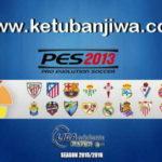 PES 2013 Liga Adelante Patch Season 2015/2016