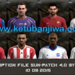 PES 2013 Option File Sun Patch 4.0 Update 10.08.2015