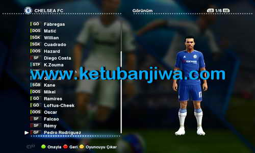PES 2013 PESEdit 6.0 Option File Transfer Update 21 August 2015 by Ferhat Sarkin Ketuban Jiwa