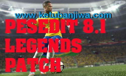 PES 2013 PESEdit 8.1 Option File Update 01 August 2015 by PESModStudio Ketuban Jiwa