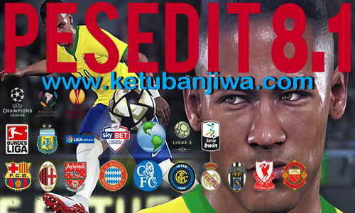 PES 2013 PESEdit 8.1 Option File Update 07.08.2015