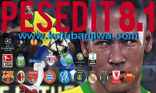 PES 2013 PESEdit 8.1 Option File Update 07 August 2015 Ketuban Jiwa