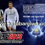 PES 2013 PESLAND Super Patch 1.0+Update 1.1 Season 15/16
