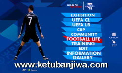 PES 2013 Reborn Patch 2.0 New Season 2015-2016 Ketuban Jiwa