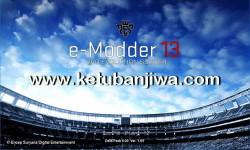 PES 2013 eModder13 Patch New Season 2015-2016 Ketuban Jiwa