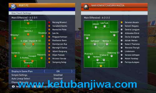 PES 2015 Dunksuriya Patch Update 4.4 Season 15-16 Ketuban Jiwa
