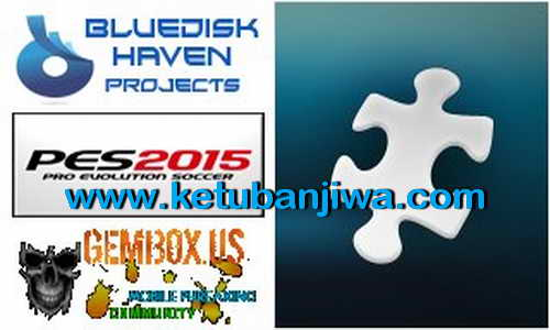PES 2015 PS3 New Hyper Mods Season 15-16 BLES-BLUS Update 05 August 2015 by BDH Ketuban Jiwa