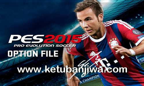 PES 2015 PS3 Option File Ultimate Glatiatore Season 15-16 Ketuban Jiwa