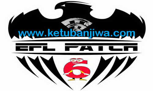 PES6 EFL International Patch Season 2015-2016 Single Link Ketuban Jiwa