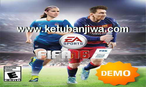FIFA 16 Demo PC Download Single Link + Part Link