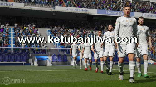 FIFA 16 Demo Playstation 3 - PS3 Direct Single Link Ketuban Jiwa SS1