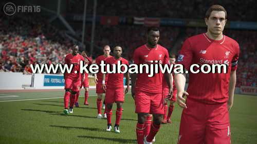 FIFA 16 Demo Playstation 3 - PS3 Direct Single Link Ketuban Jiwa SS2