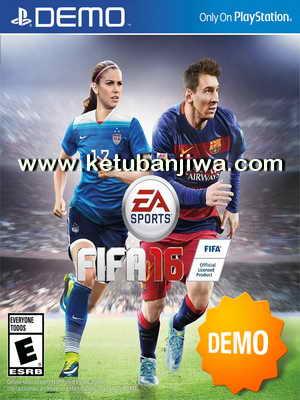 FIFA 16 Demo Playstation 3 - PS3 Direct Single Link Ketuban Jiwa