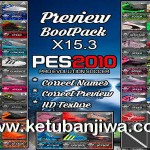 PES 2010 HD Bootpack Update X15.3 by PESEdit Style