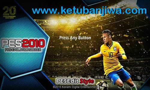 PES 2010 PESEdit Style v1.0 Season 2015-2016 by MateusNkc Ketuban Jiwa