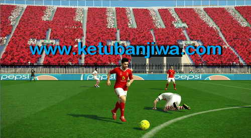 PES 2013 Arab Revolution Patch v1.0 Season 2015-2016 Single Link Ketuban Jiwa SS2