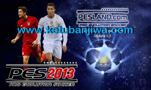 PES 2013 PESLAND Super Patch 1.2 Update Transfer