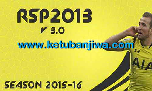 PES 2013 RSP Russian Super Patch v3.0 Season 2015-2016 Ketuban Jiwa