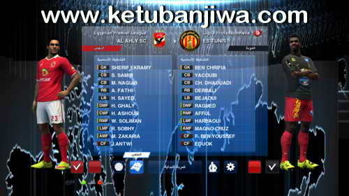 PES 2013 Stars SPecialize Team Patch Season 2015-2016 Ketuban Jiwa SS1