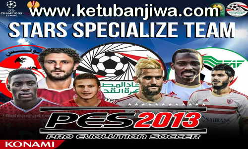 PES 2013 Stars SPecialize Team Patch Season 2015-2016 Ketuban Jiwa