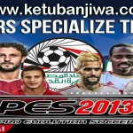 PES 2013 Stars SPecialize Team Patch Season 2015/2016
