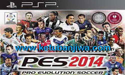 PES 2014 PS2-PSP Option File Update Season 15-16 Ketuban Jiwa