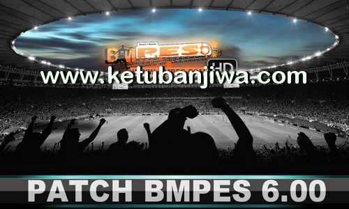 PES 2015 BMPES Patch 6.00 Update New Season 15/16