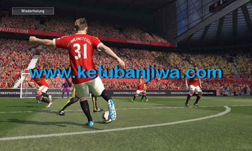 PES 2015 PESGalaxy Patch 5.00 AIO Single Link Full Summer Transfer Ketuban Jiwa