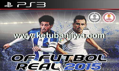 PES 2015 PS3 OF Futbol Real Beta Final by Manelinho
